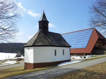 St. Wolfgang Kapelle am Holzhof