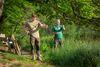 zwei Angler am Treppelsee, Foto: Florian Läufer