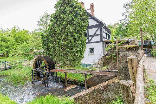 Bremsdorfer Mühle, Foto: TMB-Fotoarchiv/Steffen Lehmann