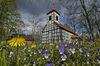 Fachwerkkirche Grunow, Foto: Johann Müller
