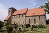 Kirche Falkenhagen, Foto: Schön, Lizenz: Seenland Oder-Spree e. V.