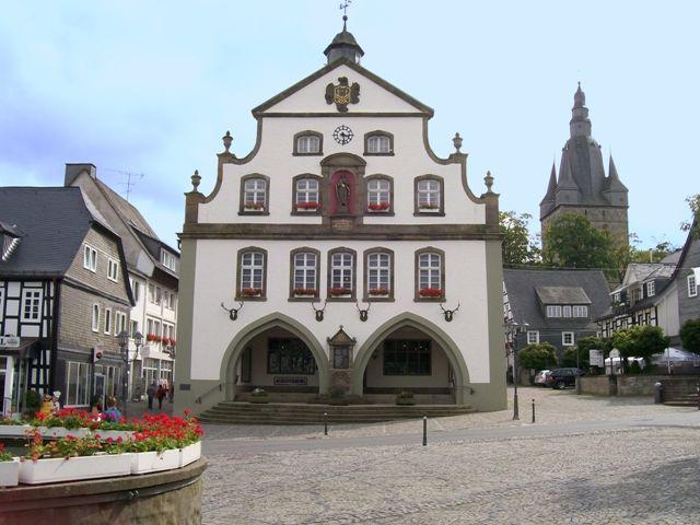 Rathaus Brilon