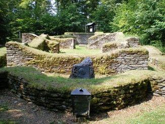 Ausgrabungen Borberg