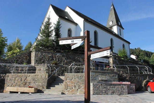 Dorfplatz Bontkirchen