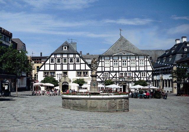 Marktplatz Brilon
