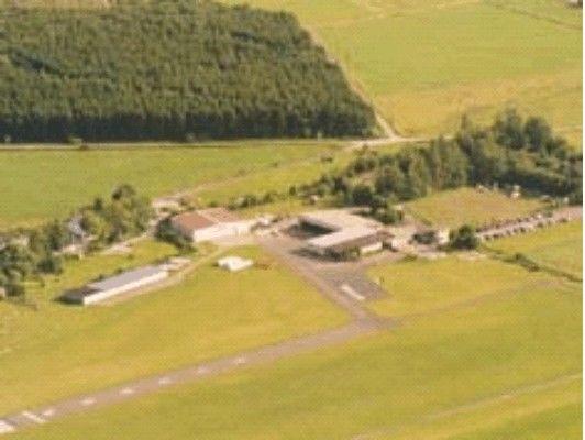 Flugplatz Brilon-Thülen