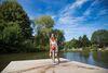 Wasserspritze Kurpark Brilon