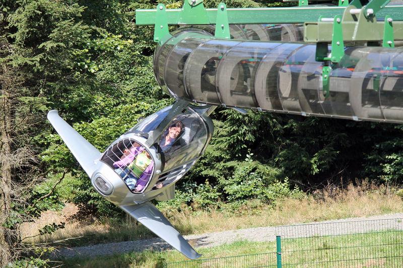 Wie-Flyer im Inselsberg Funpark