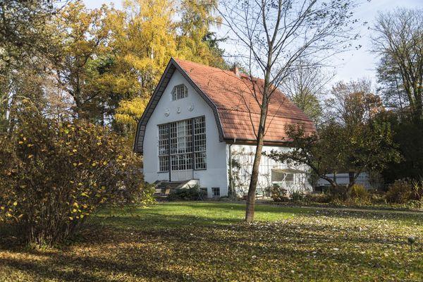 Brecht-Weigel-Haus Buckow, Foto: TMB-Fotoarchiv/Steffen Lehmann