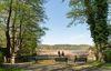 Garten des Brecht-Weigel-Haus in Buckow, Foto: Seenland Oder-Spree/Florian Läufer