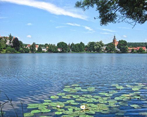 Buckow ist ein beliebter Erholungsort, Foto: Beator