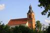 Evangelische Stadtkirche Buckow, Foto: Schön