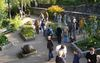 Kräutergarten hinter der Tourist-Info Buckow, Foto: Archiv Kultur- und Tourismusamt Märkische Schweiz