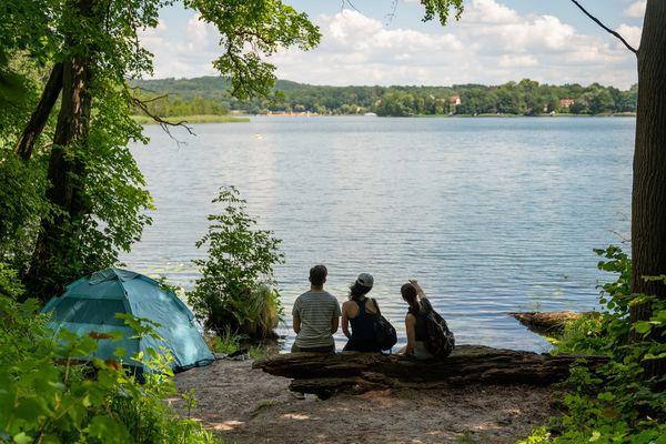Am Schermützelsee, Foto: Florian Läufer, Lizenz: Seenland Oder-Spree