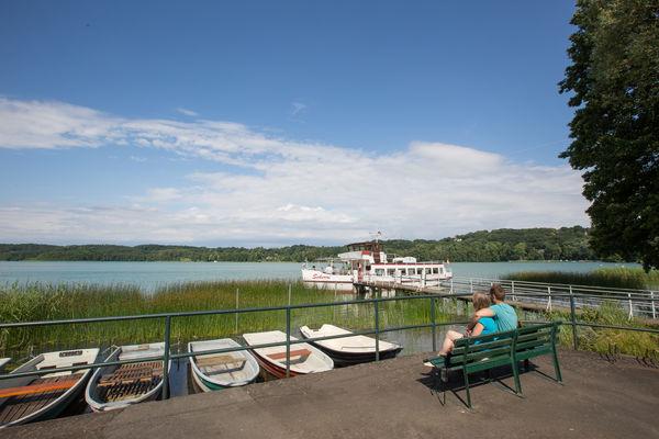 Buckow am Schermützelsee, Foto: Tourismusverband Seenland Oder-Spree e.V. / Florian Läufer