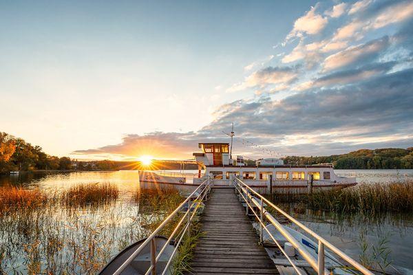 Schermützelsee Buckow, Foto: Seenland Oder-Spree/Florian Läufer