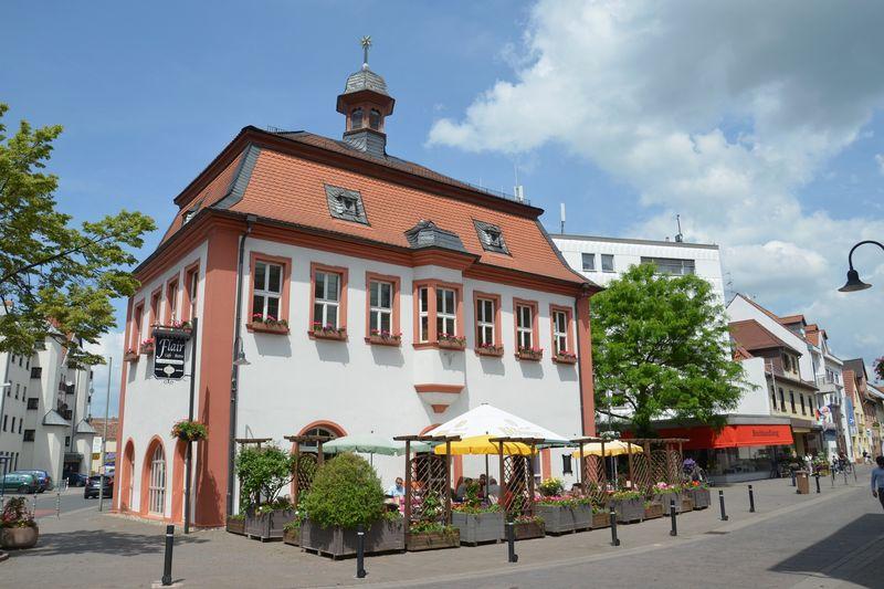 Historisches Rathaus Bürstadt