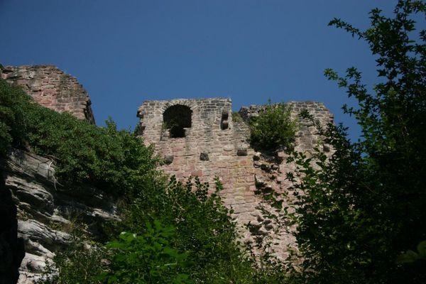 Burgruine
