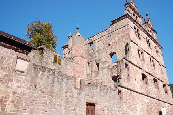 Jagdschloss im Kloster Hirsau