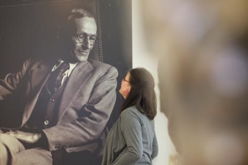 Bild Hermann Hesse