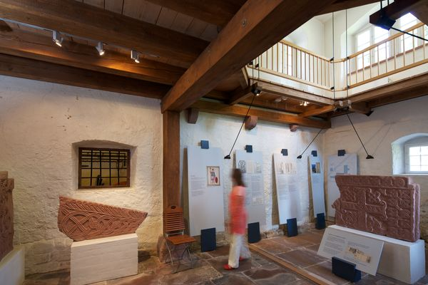 Besuch im Klostermuseum