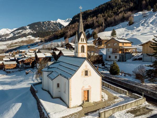 Kirche Sogn Gion