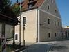 Im historischen Cordonhaus in Cham sind heute die Tourist-Info und die Städtische Galerie untergebracht