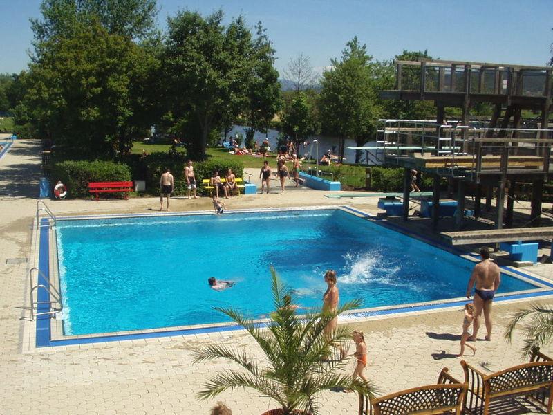 Cham Schwimmbad