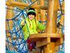 Kinder haben Spaß im Freizeitgelände Quadfeldmühle in Cham