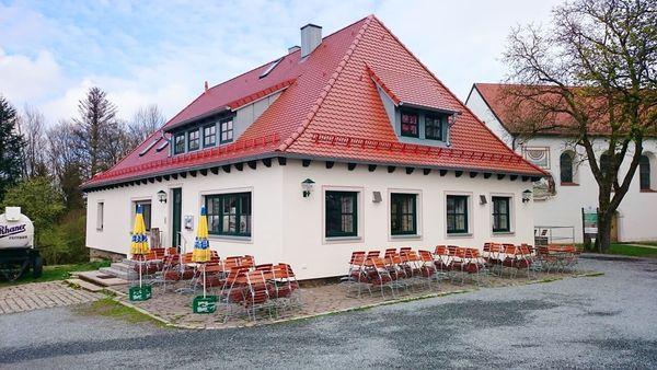 Gasthaus auf dem Lamberg