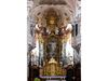 Altarbereich in der Stadtpfarrkirche SANKT JAKOB in Cham