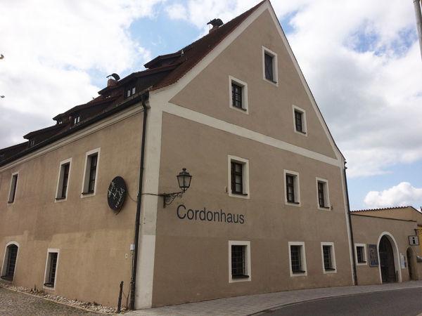 Städtische Galerie und Tourist-Info im Cordonhaus Cham