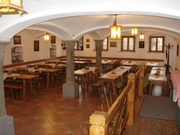 Gewölbesaal für Veranstaltungen