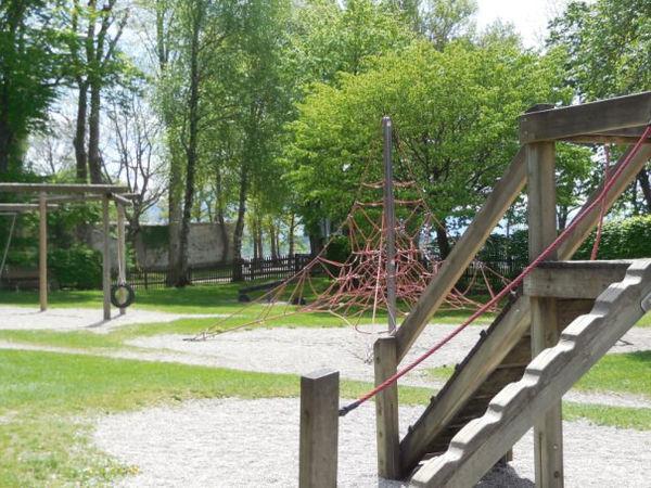 Spielpatz Frauenbach, Kletternetz