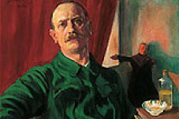 Gemälde aus der Gemäldegalerie Julius Exter