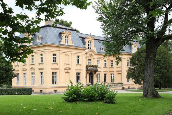Schlosspark Altranft, Foto: Tourismusverband Seenland Oder-Spree