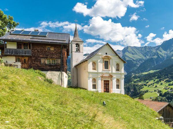 Kapelle Sogn Murezi Cumbel Valgronda