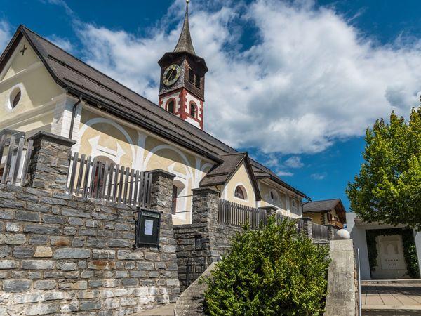 Kirche Sogn Stiafen, Cumbel