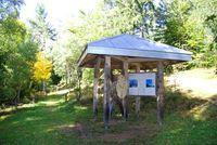 Pavillon am Baumlehrpfad