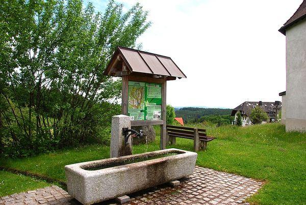 Dorfbrunnen in Dachsberg-Wilfingen