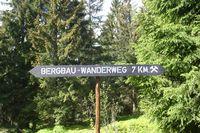 Bergbauwanderweg