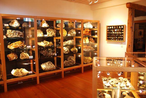 Mineralienmuseum Gottesehre in Urberg