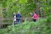 Brücke im Lenné Park in Hoppegarten, Foto: Florian Läufer