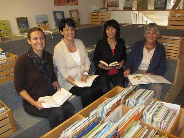 Bibliothek der Gemeinde Brigels