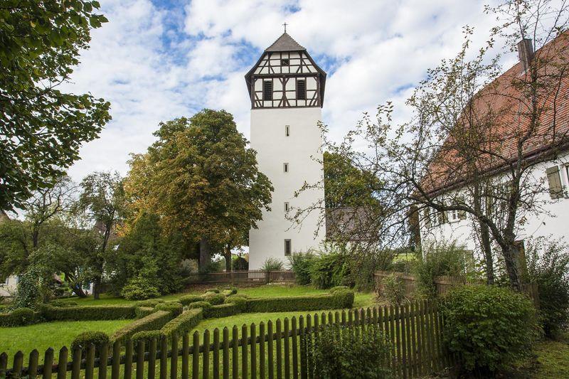 Pfarrkirche Dautmergen