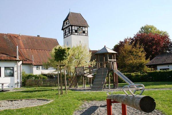 Kinderspielplatz, Dautmergen