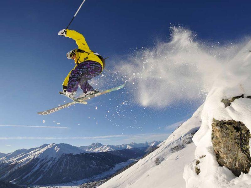 Skigebiet Davos Klosters | Prättigau Tourismus