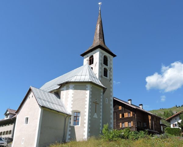 Kapelle Sogn Antoni