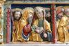Christi mit den 12 Jüngern als Halbfiguren