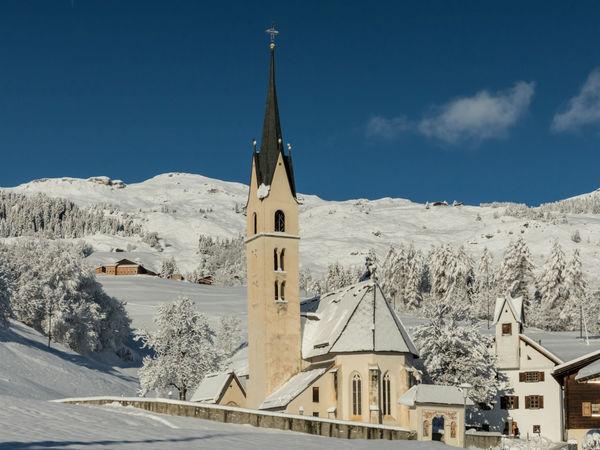 Winter, Kirche Nossadunna